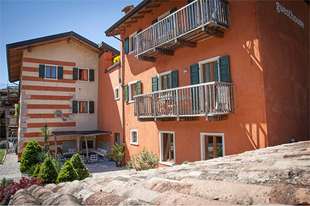Vacation rentals guesthouse I in Arco, Lake Garda, Italy