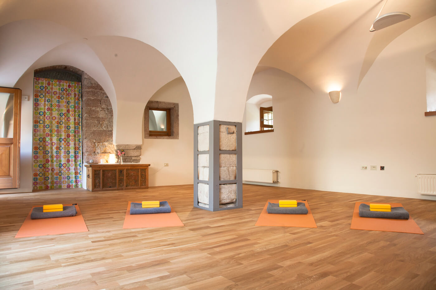 Yoga im guesthouse arco - guesthouse I